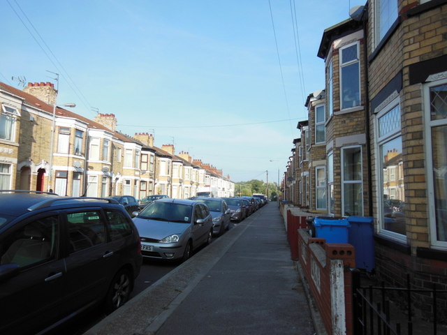 Westminster Avenue, Hull