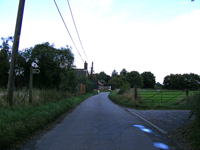 Wenham Road & Folly Lane Byway