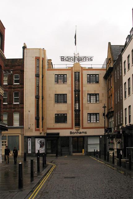 West End Art Deco