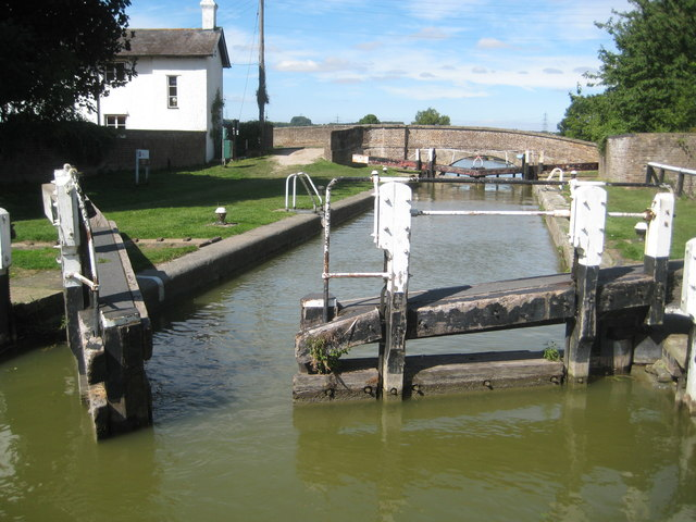 Grand Union Canal: Lock Number 29: Church Lock