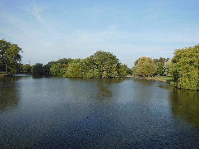 East Park Boating Lake, Hull
