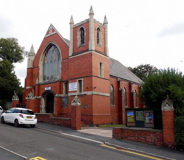 Union Free Church, Wellington