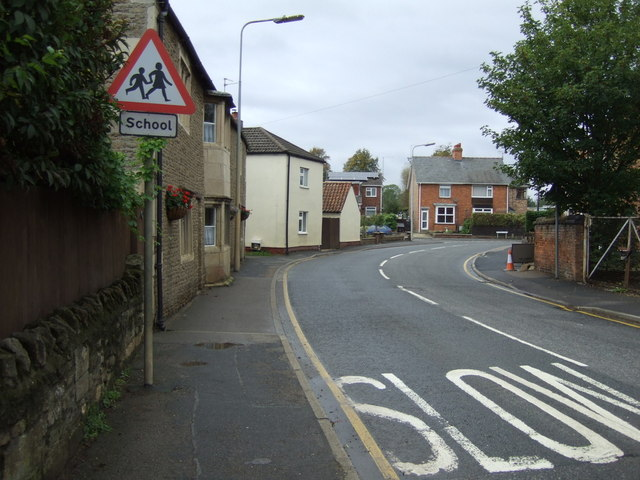 Spalding Road (B1193), Bourne