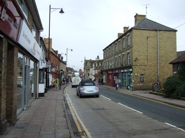 South Street, Bourne (A15)
