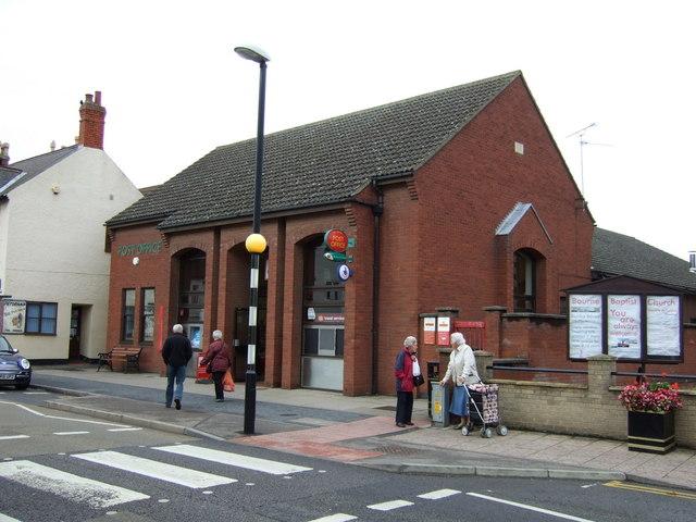 Bourne Post Office