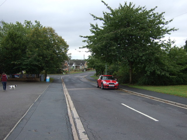 Churchill Avenue, Bourne