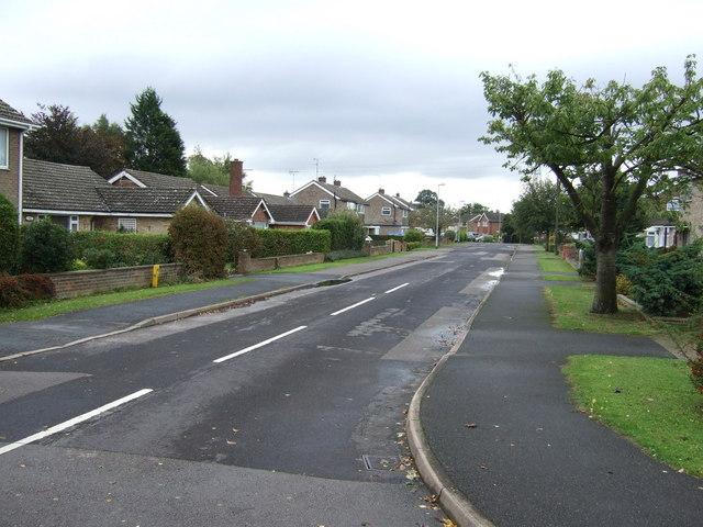 Westwood Drive, Bourne