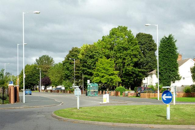 Old Fallings Lane, Wolverhampton