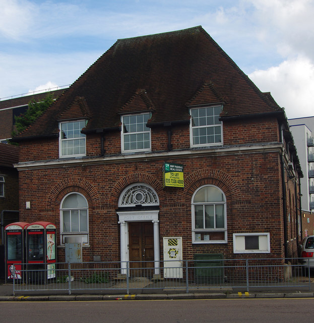 Former post office building, Hounslow