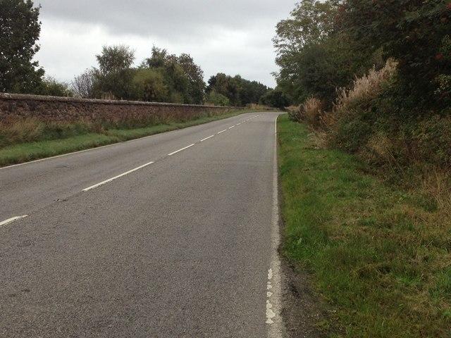 A862 near Bunchrew