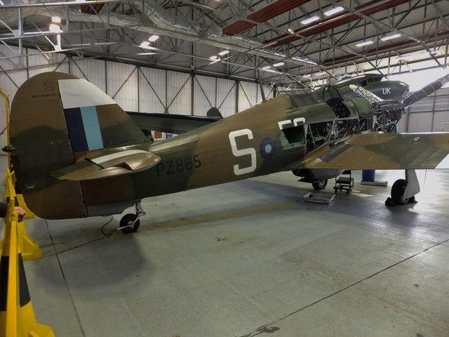 Battle of Britain Hurricane PZ865