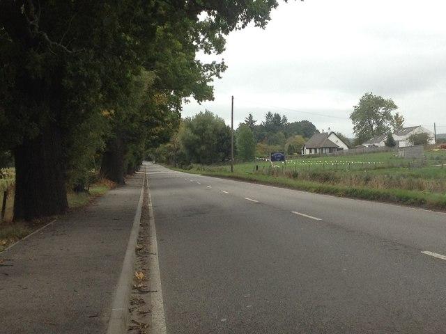 A862 near Beauly