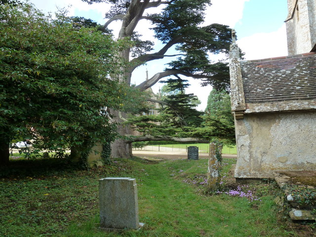 St. Michael, Over Compton: churchyard (B)