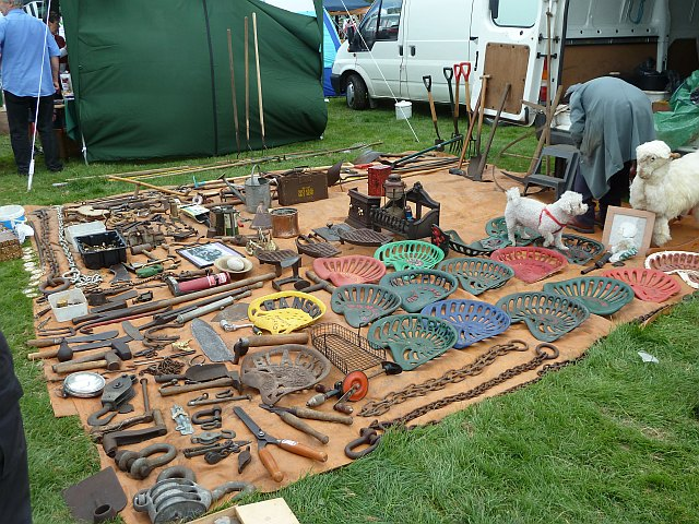 Home and farm miscellany at Llanfair Show