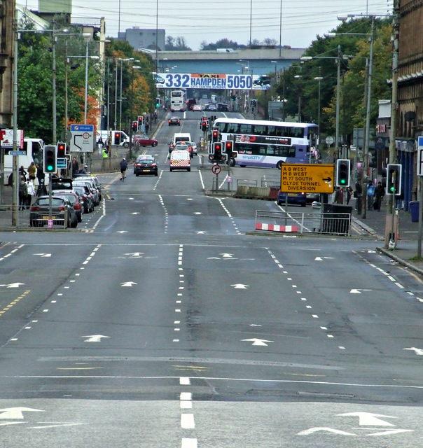 Bridge Street and Eglinton Street