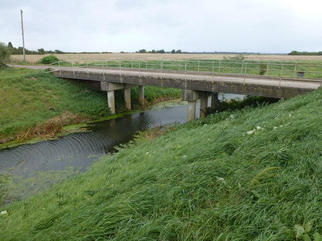 Bridge to Higney Grange