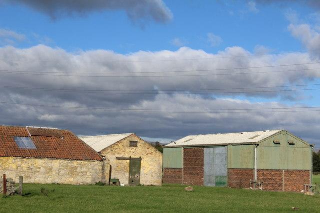 Farm Buildings at Cuttyfield