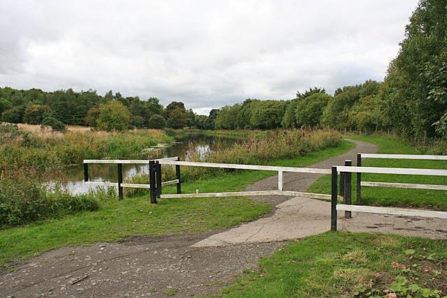 Union Canal Gates