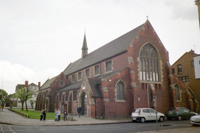 St. Aidan's church, New Clee
