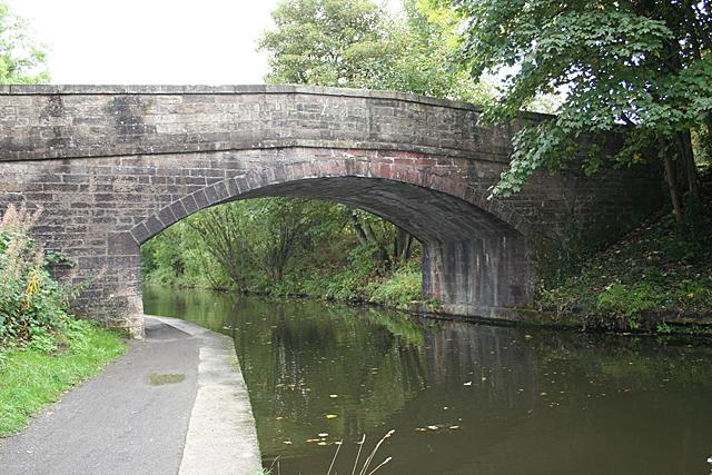 Bridge 62 at Bantaskine