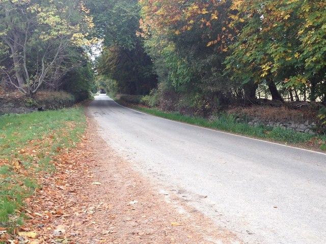 Road near Lemlair