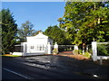 SU8671 : Lodge house, Warfield Hall by Bikeboy
