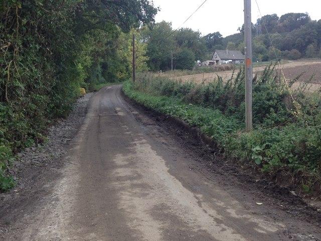 No through road up to Culnaskeath