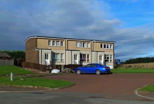 Houses at Libberton