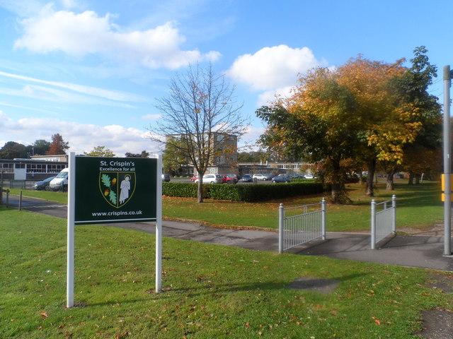 St Crispin's School, Wokingham