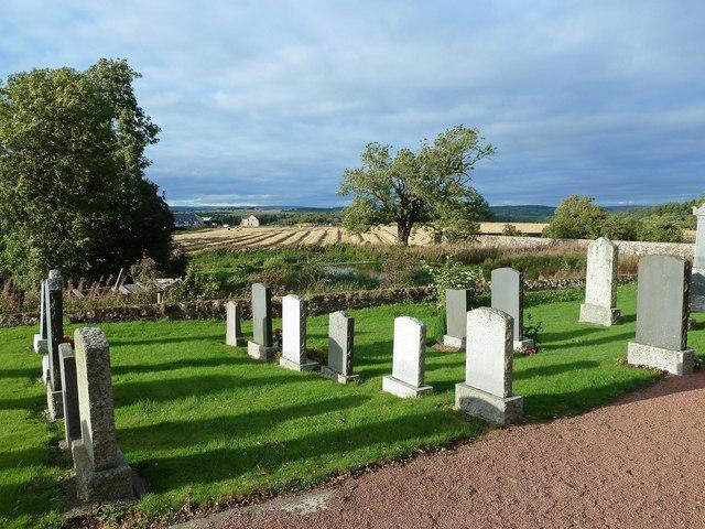 Libberton Churchyard