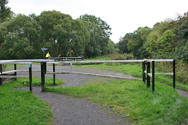 Canal Gates