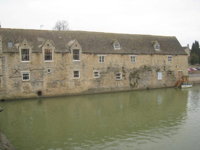 Former warehouses, Stamford