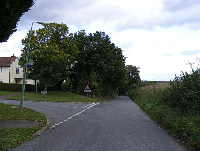 Back Lane, Washbrook