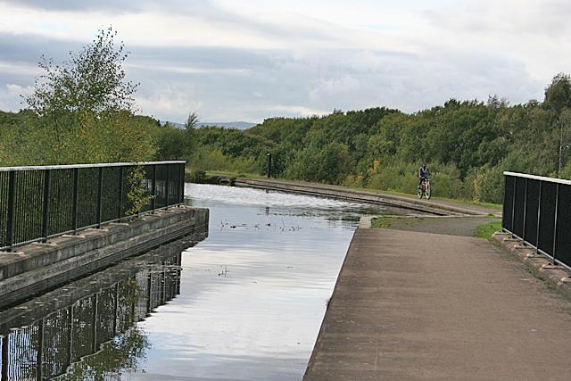New Aqueduct and Basin