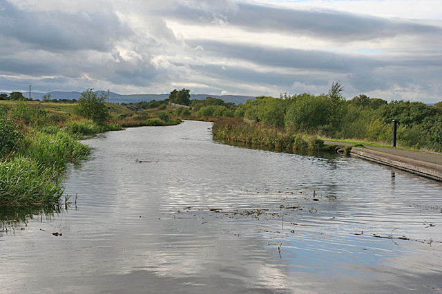 Union Canal near Tamfourhill
