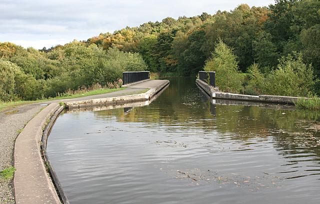 Basin and New Aqueduct