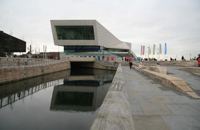 Liverpool - Museum of Liverpool