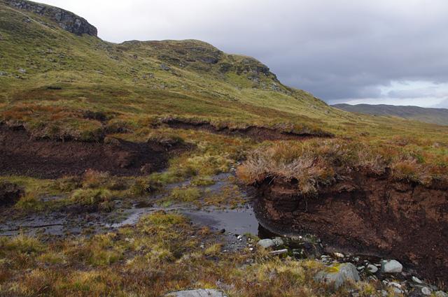 Bog below Beinn Bhreac