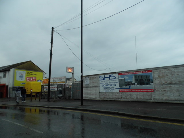 Southall Heating Supplies site