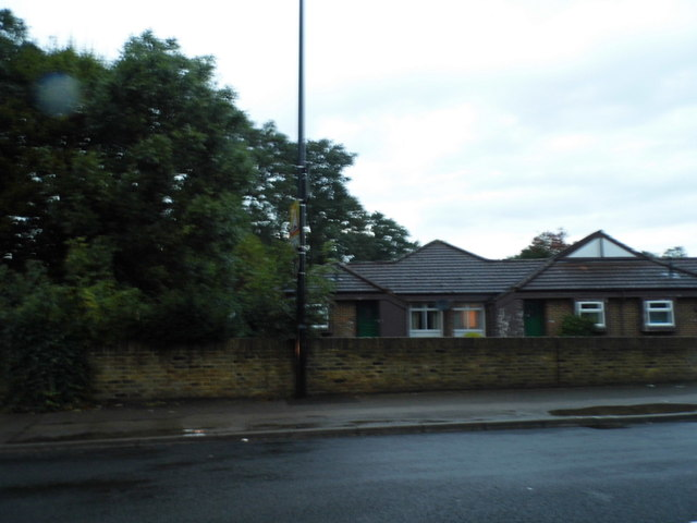 Bungalows on High Street Cranford