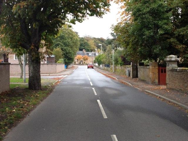 Sutherland Road, Dornoch