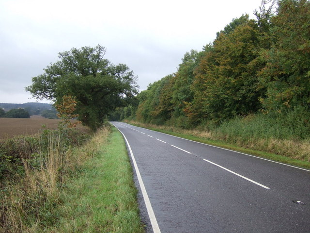 A151 towards Corby Glen