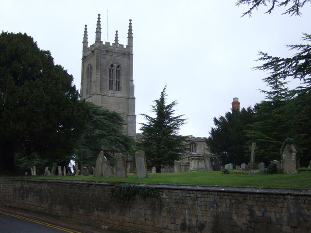 St Michael's Church, Edenham