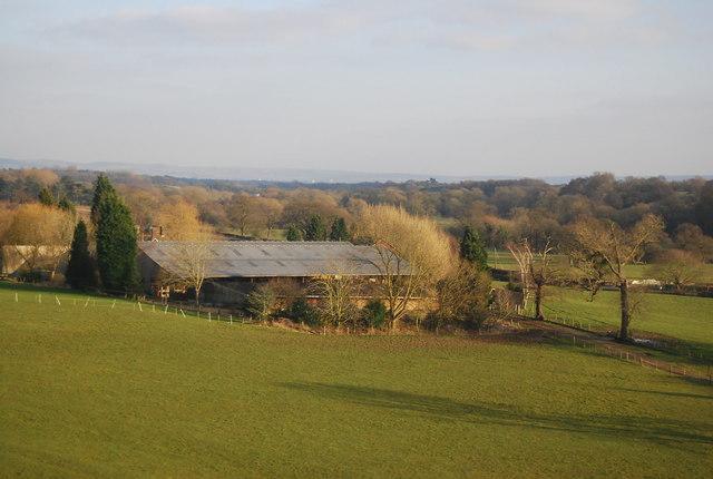 Saltersford Farm