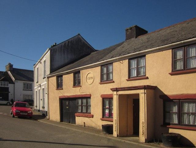 The Old Smithy, Landrake