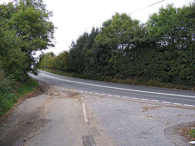 Washbrook Road