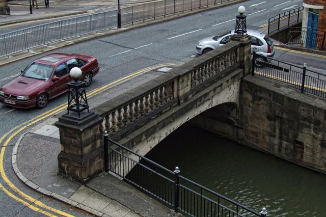 Bridge No.3, Lincoln