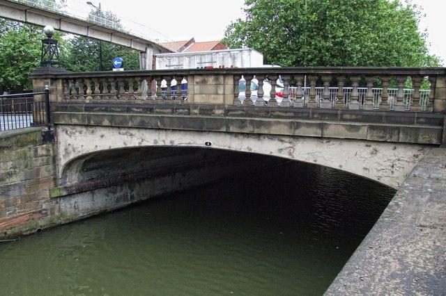Bridge No.3, Lincoln