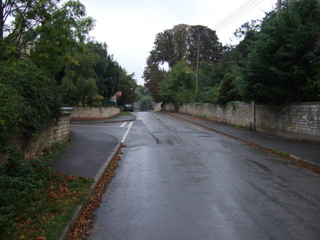 High Street, Corby Glen