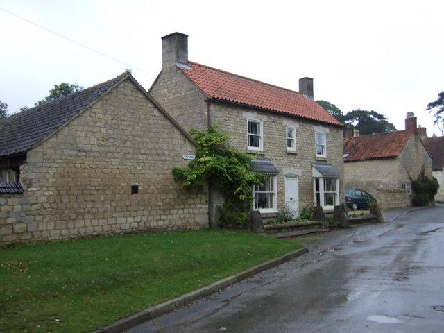 Cottage on Irnham Road, Corby Glen